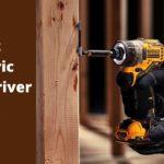 Best Electric Screwdriver