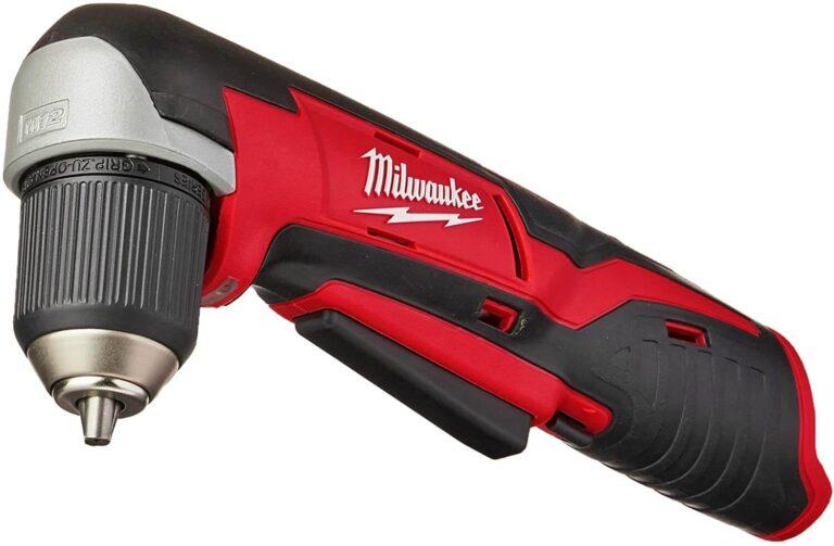 Milwaukee right angled drill